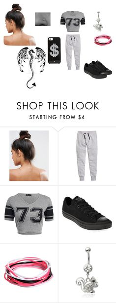 """""""Bella Practice"""" by nightluver ❤ liked on Polyvore featuring Kitsch, CO, Converse, Misbehave and Kate Spade"""