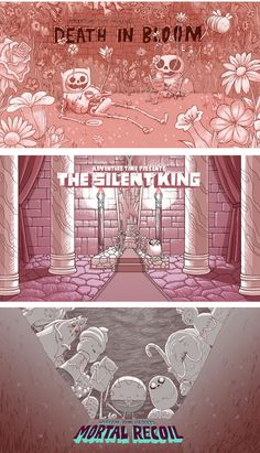 http://theconceptartblog.com/2012/10/17/adventure-time-cards-e-personagens-de-andy-ristaino/