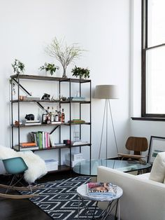Minimal living room From Daily Dream Decor