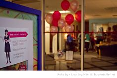 Build Your Own Betty Event- Business Betties, Design and Photography