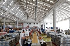 Gallery of Carozzi Production and Research Food Center / GH+A   Guillermo Hevia - 14