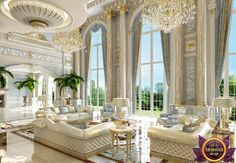 Villa Interior Design in Dubai, Best villa design, Photo 9