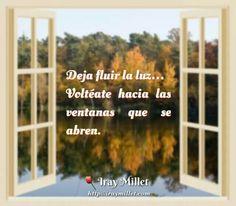 Abriendo Puertas y Ventanas es una corta reflexión sobre las oportunidades que la vida nos regala cada día. http://iraymillet.com/abriendo-puertas-y-ventanas/  #Reflexiones #Vida  #Positiva