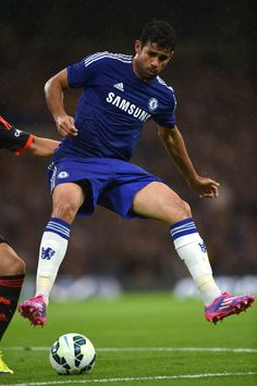 Diego Costa in action