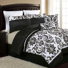Victoria Classics Daniella 8-Piece Queen Comforter Set