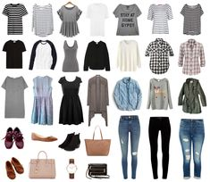 My First Capsule Wardrobe | Autumn/Winter 2015 | A Girl, Obsessed