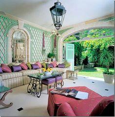 Messel ház Barbados