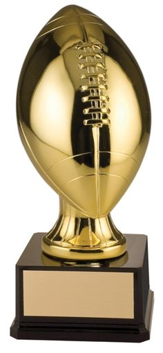 Own Centrepiece Option* Hockey Resin Antique Gold Trophy Award