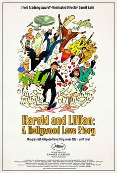 "Harold and Lillian: A Hollywood Love Story 2017 Movie #HaroldAndLillian, #LoveStory, #Movies, #Trailers, #WatchMovie https://www.hatici.com/harold-and-lillian-a-hollywood-love-story-2017-film  Harold and Lillian: A Hollywood Love Story 2017 Movie; Harold and Lillian: A Hollywood Love Story shares the romantic and creative partnership of storyboard artist Harold Michelson and his wife, film researcher Lillian Michelson, with a talented couple who once called ""the heart o"