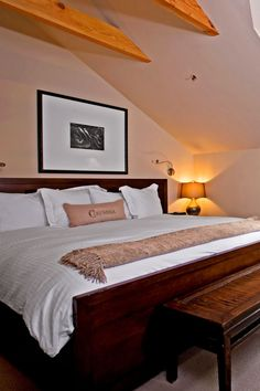 Hotel Columbia - Telluride, Colorado - King Superior Rooms are 350 square feet and have a true Telluride feel. Colorado Winter, Skiing Colorado, Telluride Colorado, Superior Room, Cross Country Skiing, Estes Park, Jackson Hole, Winter Scenes, Lake Tahoe