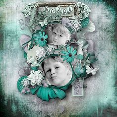 *** Sign up for a newsletter and receive a free kit! FELI Designs! Mini kit Each and Every Day by Feli Designs photo mine