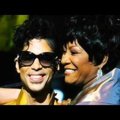 """Check out """"Prince & Patti Labelle - Positivity Live Rare Performance!!!"""" by…"""