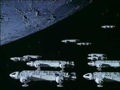 Space: 1999   -Tribute to the eagles  #space1999  #eagletransporter