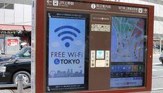 Una guida multimediale rivolta agli stranieri per orientarsi a Tokyo: è Discover & Tokyo, totem informativi disponibili anche in lingua inglese
