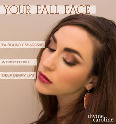 Your Fall Face: Adjusting Your Makeup Palette for Autumn #makeup #beauty #BeautyTips