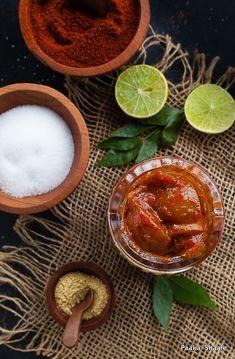 Paaka-Shaale: Nimbekai Uppinakai- South Indian Lime Pickle