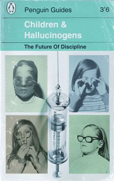 Children and hallucinogens, strange book, would like to get it