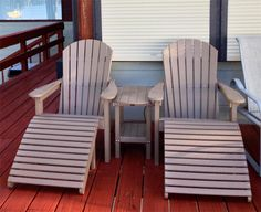 We received our polywood patio furniture for our river house in Jacksonville and LOVE it! It is exactly what we wanted! Thanks for the great quality products and equally great customer service. We will be back to buy more soon!  Kristin E.