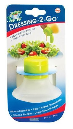 single serve salad dressing container And so here it is: how to make a simple vinaigrette salad dressing a ready-made container for storing leftover dressing in the salad, toss, and serve.