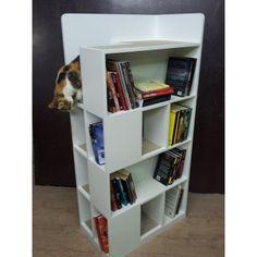 estante livro gato - Pesquisa Google