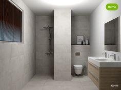Lichtgrijze Tegels Badkamer : 7 beste afbeeldingen van grijze badkamertegels in 2018 bathroom