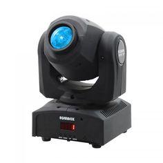Equinox Fusion Spot XP 50W LED Moving Head