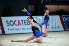 France, Rhythmic Gymnastics, Grand Prix, French