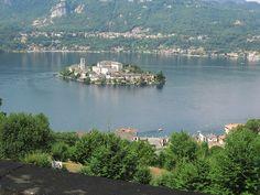 Lago d'Orta - Piemonte - Piedmont - Italy - Italia