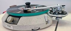 Thorens Concrete Turntable