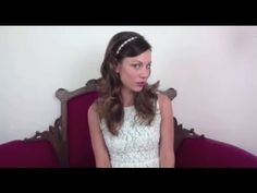 Learn the techniques to creating a #classic #bridal hair style... Get the tools at www.sunniebrookbeauty.com