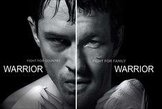 """""""Warrior"""" movie = Legit"""