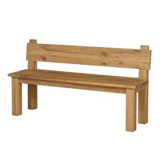 patterns for wooden benches | Solid Oak Large Bench Design Wooden Furniture With Backrest | Gayenk ...