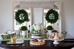 Emily Ruddo of Armonia Decors: Holiday: Merry Tablescapes