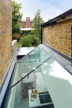 42 Awesome Terrace House Extension Design Ideas With Open Plan Spaces - Extending your home by building outside can have a significant impact on your property's curb appeal when it comes time to list your house on the mark. House Extension Design, Extension Designs, Pergola With Roof, Pergola Shade, Victorian Terrace, Victorian Homes, Terrace Floor, Amsterdam Houses, Brick Arch