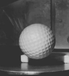 golf in 70000 fps