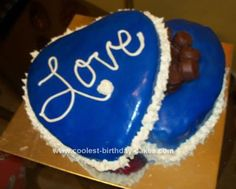 Valentines Cake Decorations Tesco : 1000+ images about Valentine Cake Ideas on Pinterest ...