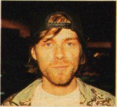For Kurt Cobain!