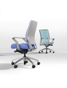 New Highback Upholstered Task Chair Amps up the SitOnIt Seating Amplify Collection | Business Wire