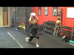Women's sandbag workout routine