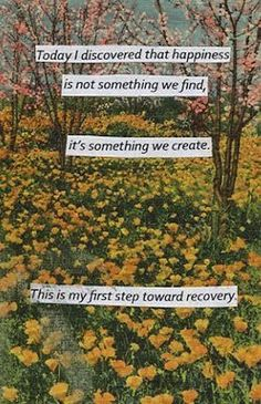 Mental health #recovery
