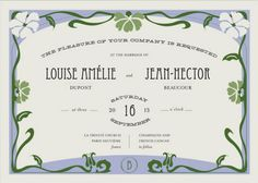 Set the tone for your Parisian wedding with a chic French inspired wedding invitation from Minted. Parisian Wedding, Chic Wedding, Wedding Day, Invitation Design, Champagne, Wedding Invitations, Wedding Inspiration, French, Weddings