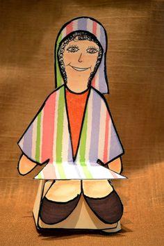 Bible Class Creations: Deborah