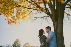Woodsy Fall Engagement Photos - St. Louis Wedding Photography — St. Louis Engagement Photographer - Charis Rowland Photography - engagement pictures - lifestyle photography - #engagement #stlouis