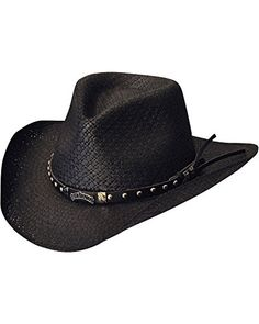 f18a7edfb5089b Jack Daniels Mens Daniels Straw Cowboy Hat Jd03 700 Crazy Hat Day, Crazy  Hats,