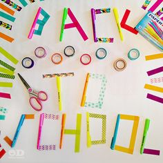 Back to school means back to the routine. Bright Bold & Beautiful offers tips you'll be sure to love.