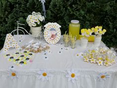 Dogum günü, konsept papatya, birthday, geburtstag, DIY, daisy