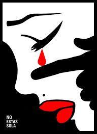 Resultado de imagen para logos de campañas contra la violencia de genero