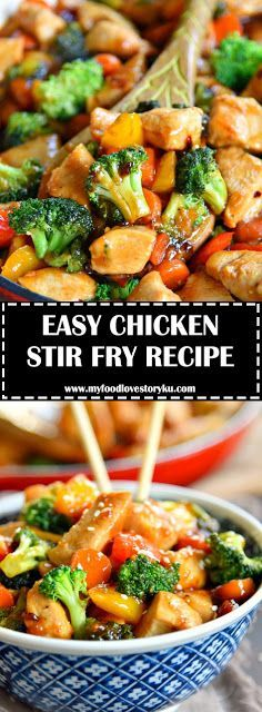 - #howtostirfry - ...