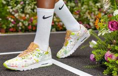 Nova coleção NikeCourt x Liberty of London;