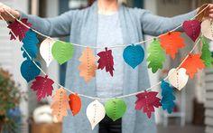 5 manualidades infantiles de otoño - PequeOcio
